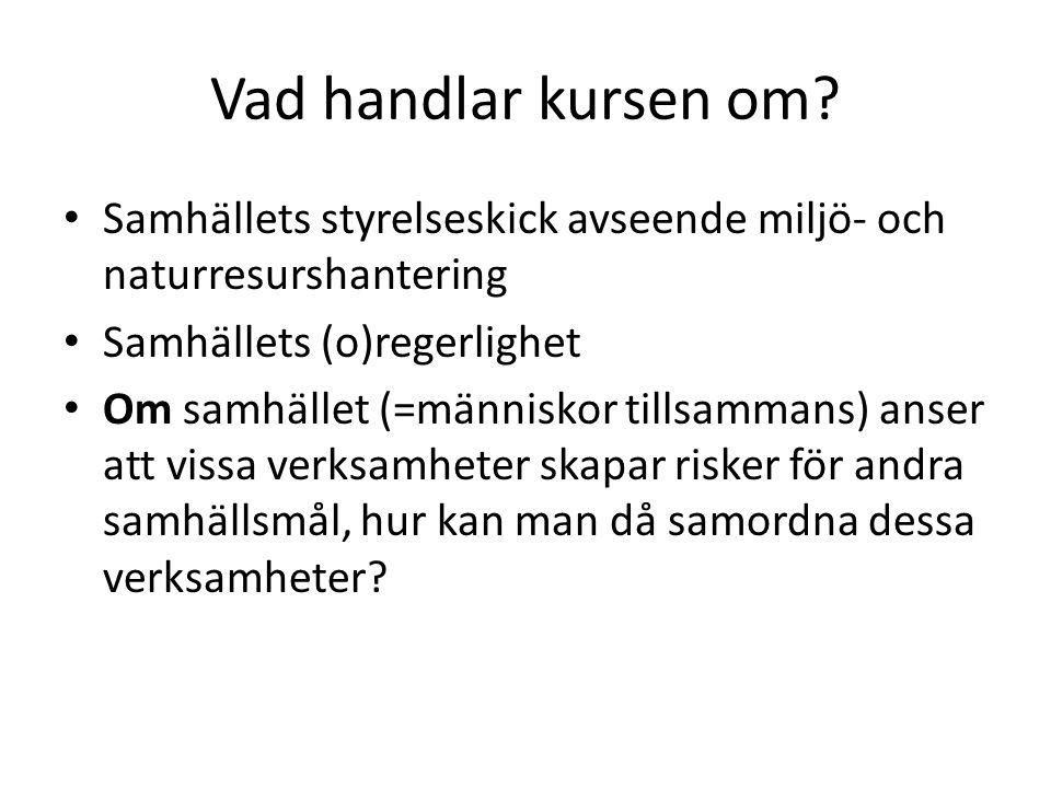 Att vara expert i biologi Ur diariet n+20108 Tjänsteanteckning tjänstemannen Lars Ringde Leif Mattiasson.