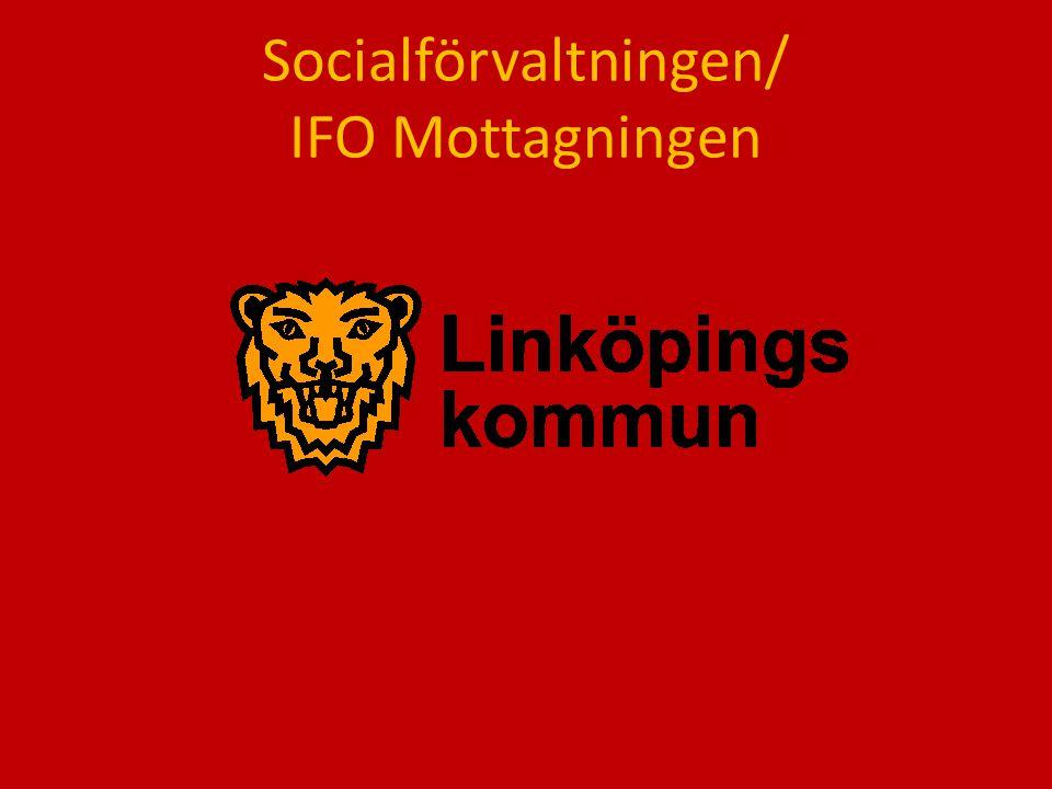 Socialförvaltningen/ IFO Mottagningen