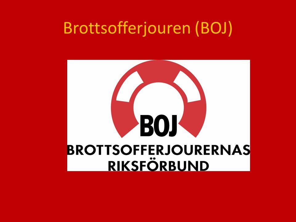 Brottsofferjouren (BOJ)