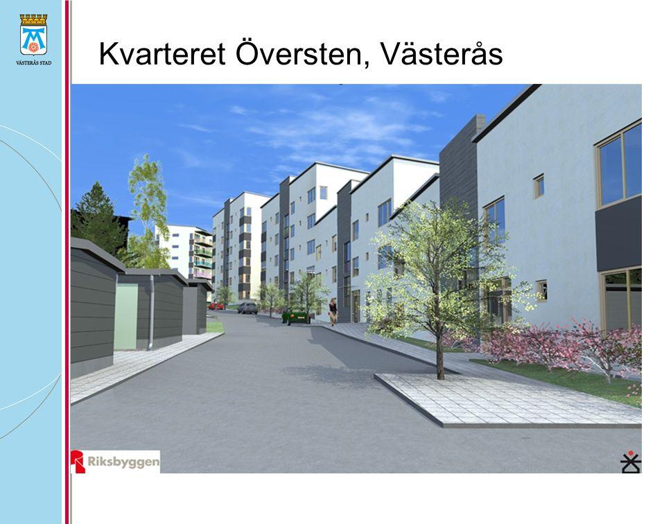 Kvarteret Översten, Västerås