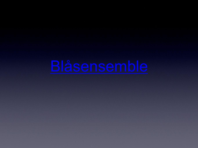 Blåsensemble