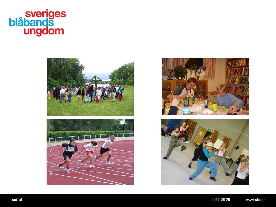 2014-06-26www.sbu.nusidfot Strategiplan •Skapa drogfria miljöer •SBU vill skapa drogfria miljöer där barn och ungdomar finns.