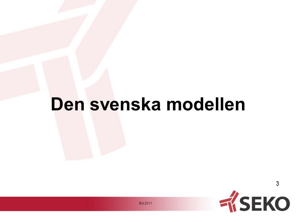 Bib 2011 4 Kollektivavtalet avgör också vem som bestämmer om vad på arbetsplatsen.