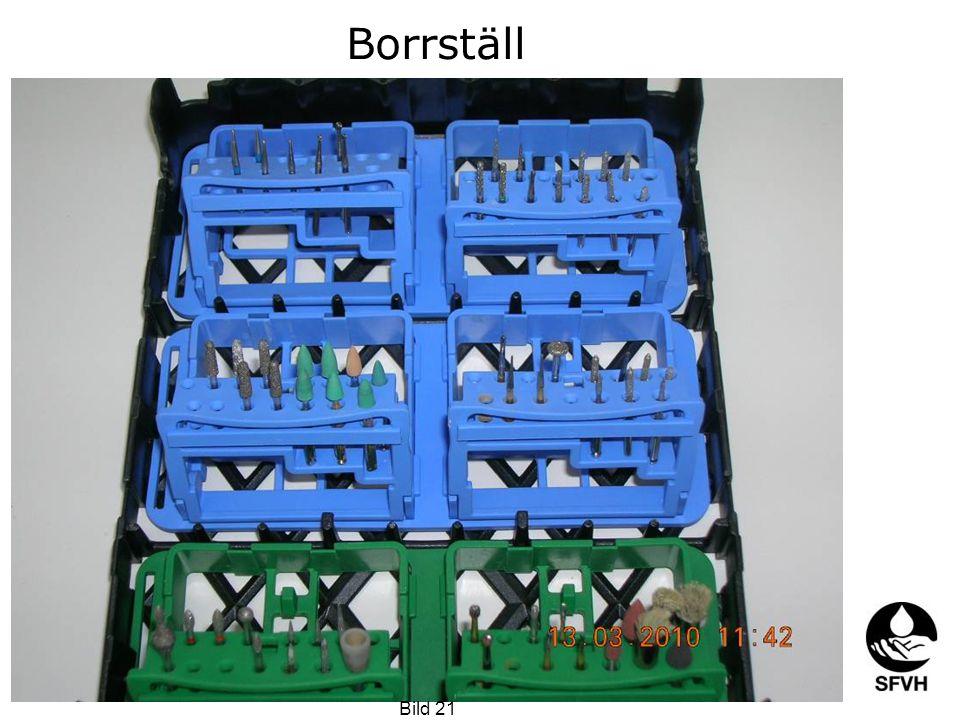 SODA februari 2009 Bild 21 Borrställ