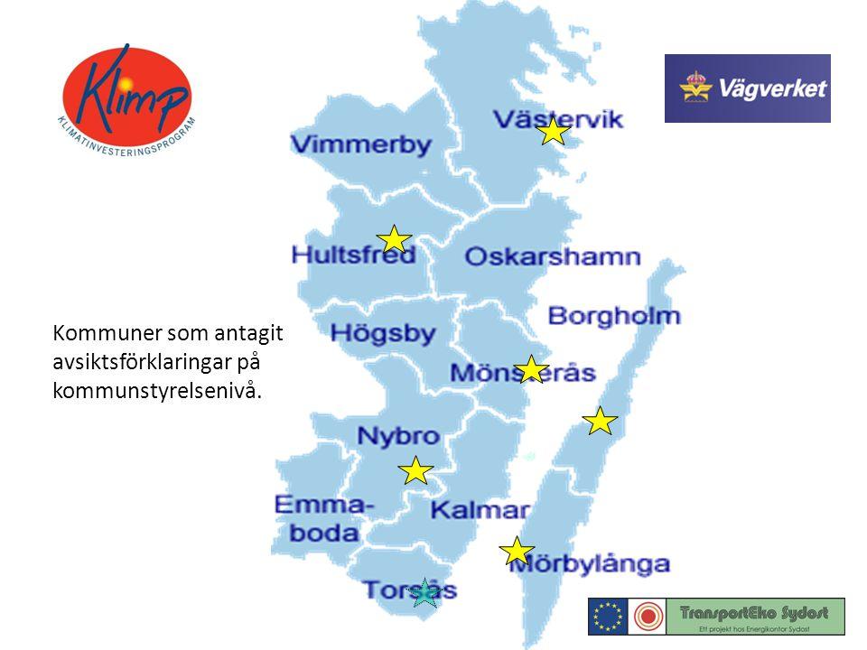 Sektor persontransporter  Samlar alla aktörer inom persontransporter i länet för gemensamma projekt och åtgärder.