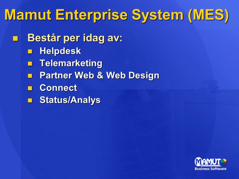 Mamut Enterprise Connect
