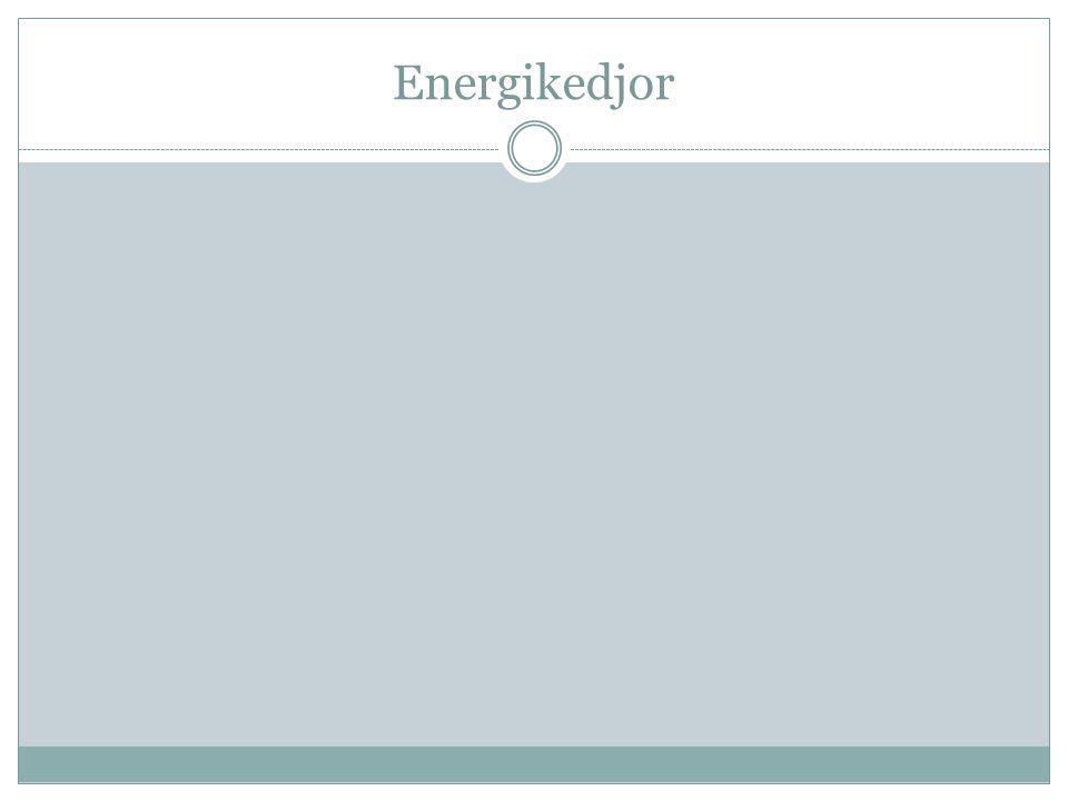 Energikedjor