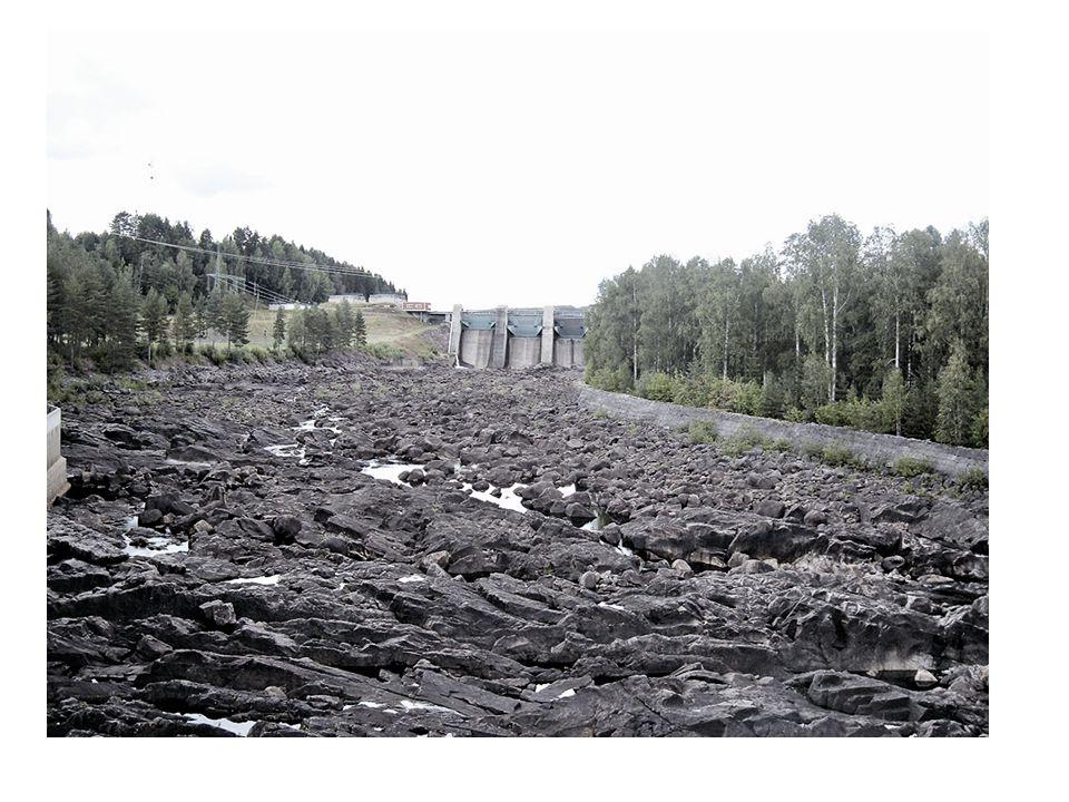 Varför är flödet viktigt? Jan Dec Vattendraget i ett fyrdimensionellt perspektiv Longitudniell Vertikal Lateral Temporal