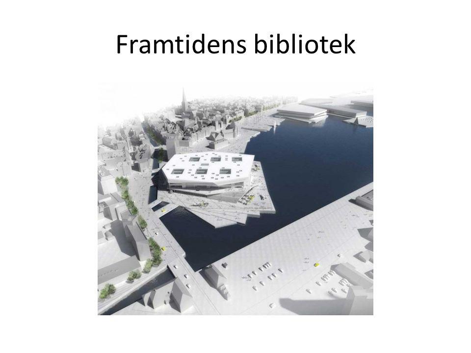 Framtidens bibliotek