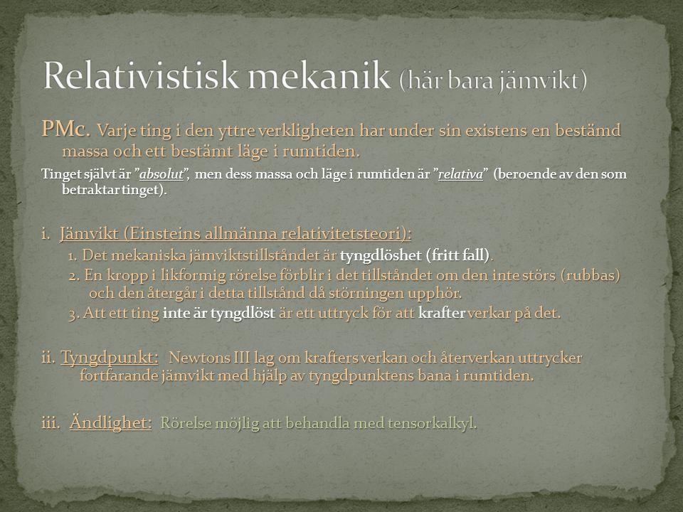 Antiken Renässansen-1915 1916- Jämvikt: orörlighet likformig rörelse fritt fall.......