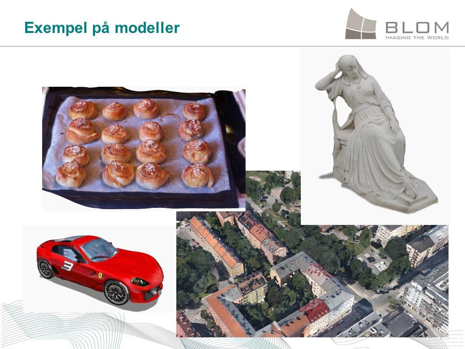 Exempel på modeller