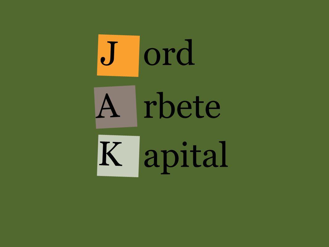 ord rbete apital J K A