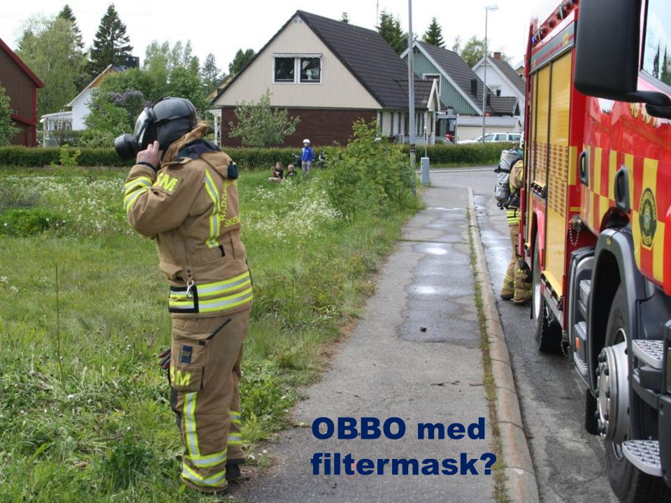 OBBO med filtermask?