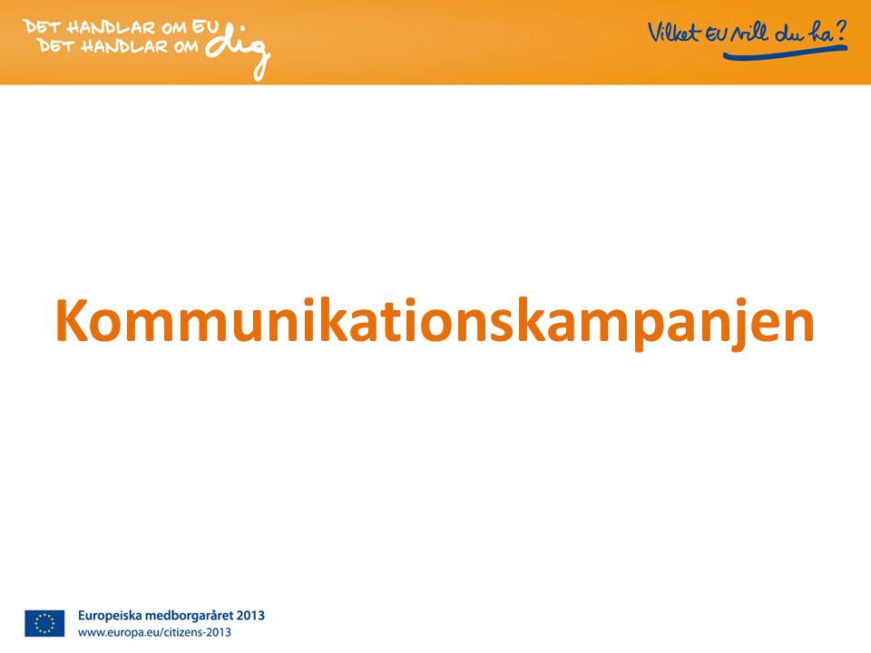 Kommunikationskampanjen