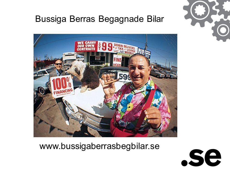 www.bussigaberrasbegbilar.se Bussiga Berras Begagnade Bilar