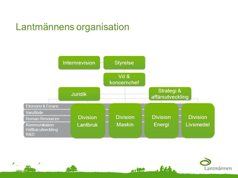 Landscape Transporter – diversifierad koncern 7 mars 20127Presentationstitel