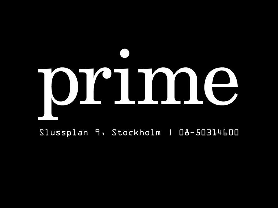 Slussplan 9, Stockholm | 08-50314600