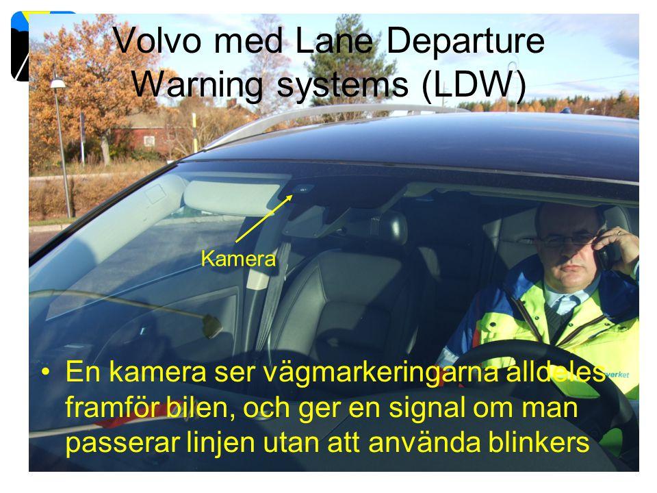 Claes Tingvall i Göteborg 2010 Utvecklingen av stödsystem som ska hjälpa föraren kommer vara en viktig faktor i utvecklingen mot säkrare trafik.