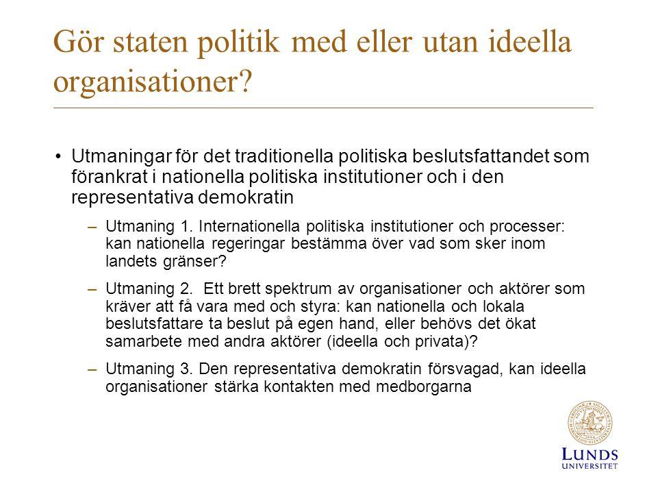 Steg mot en överenskommelse inom det sociala området (V) •En dialog/förhandlingsprocess som leder fram till en Överenskommelse … –… beslutas av regeringen (oktober 2008) och skrivits under av ca.