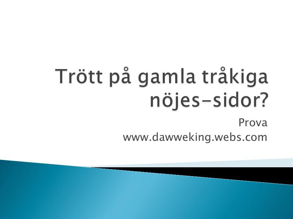Prova www.dawweking.webs.com