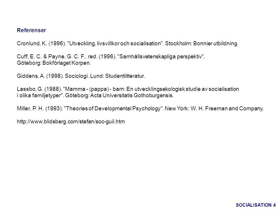Referenser Cronlund, K. (1996).