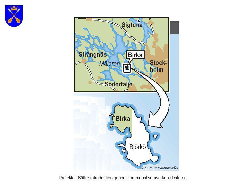 Birka Projektet: Bättre introduktion genom kommunal samverkan i Dalarna.