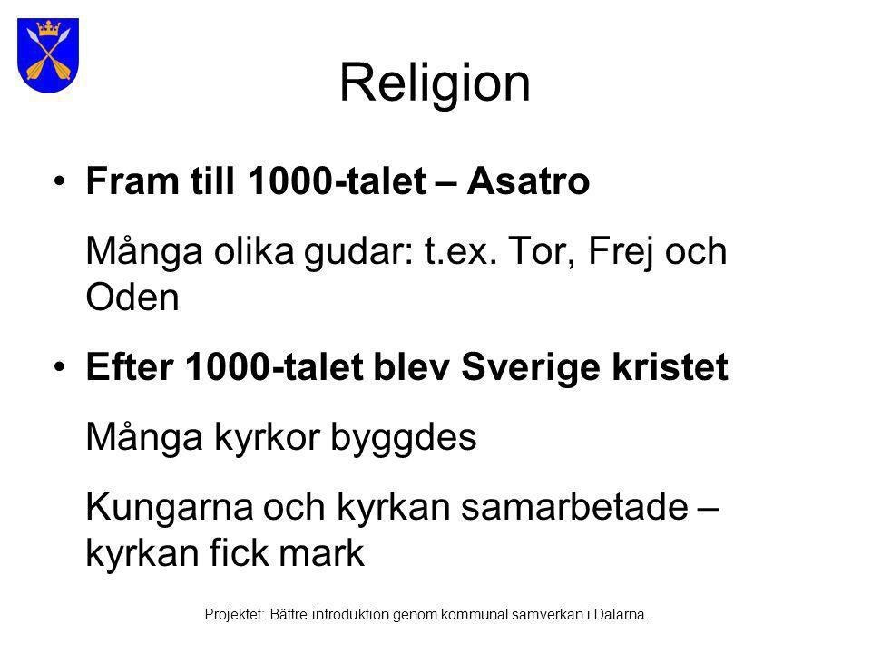 Sverige som störst •Sverige har sedan 1521 utkämpat 31 krig: främst mot Danmark och Ryssland Kartan är från den så kallade Stormaktstiden som inföll för ca 300 – 400 år sedan.