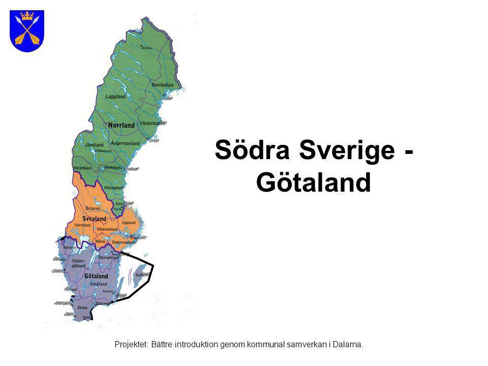 Rapsodling Bild: Multimediabyrån Projektet: Bättre introduktion genom kommunal samverkan i Dalarna.