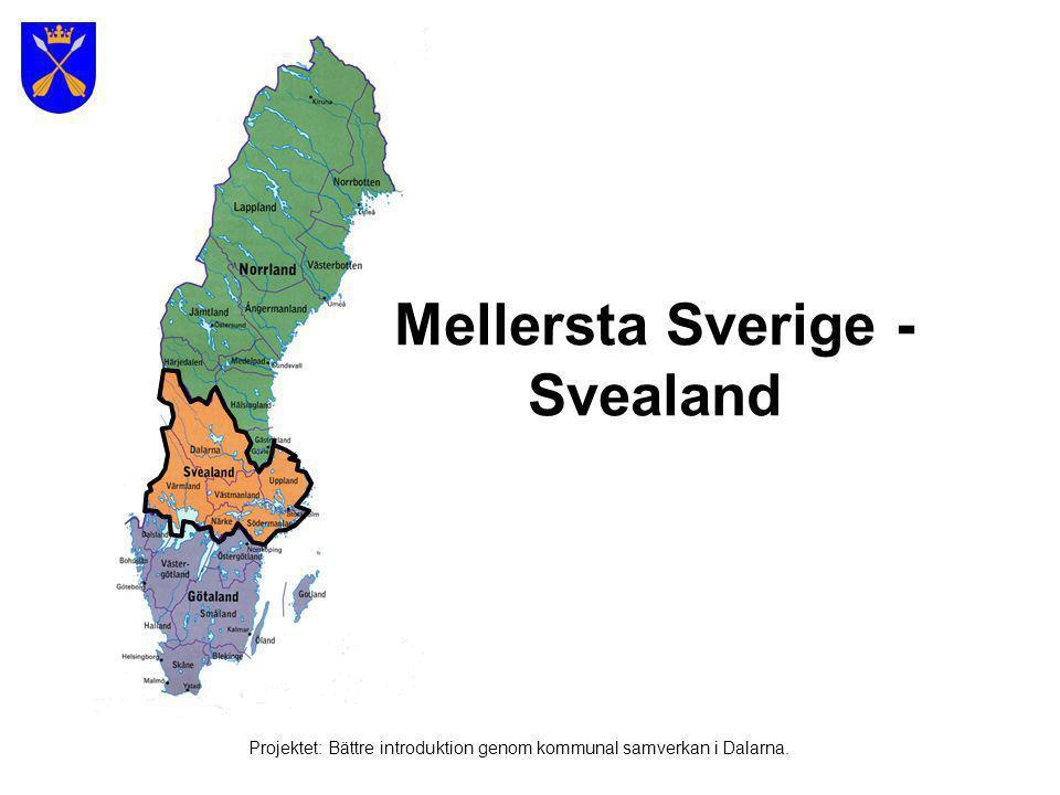 Blandskog Projektet: Bättre introduktion genom kommunal samverkan i Dalarna.