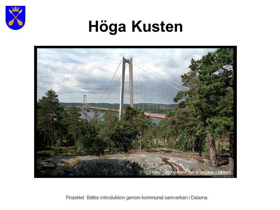 Norra Svealand Projektet: Bättre introduktion genom kommunal samverkan i Dalarna.