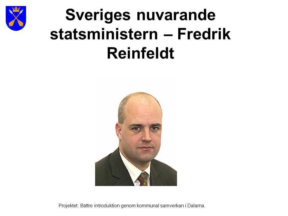 EU - 1995 Projektet: Bättre introduktion genom kommunal samverkan i Dalarna.
