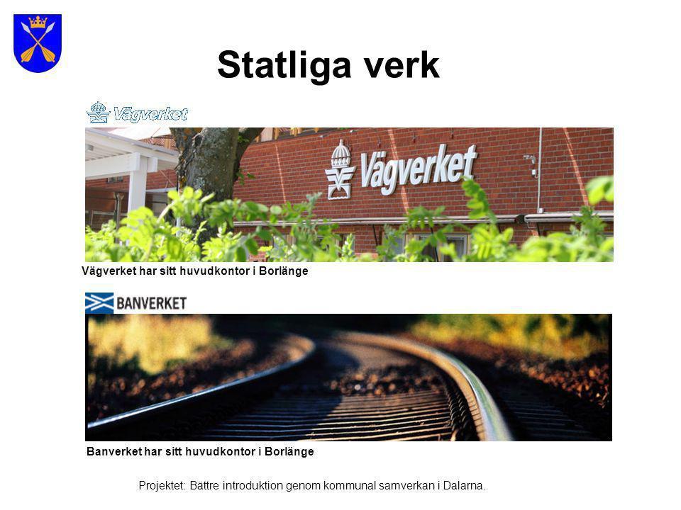 Tjänstemanna - arbeten Bild: Multimediabyrån Projektet: Bättre introduktion genom kommunal samverkan i Dalarna.