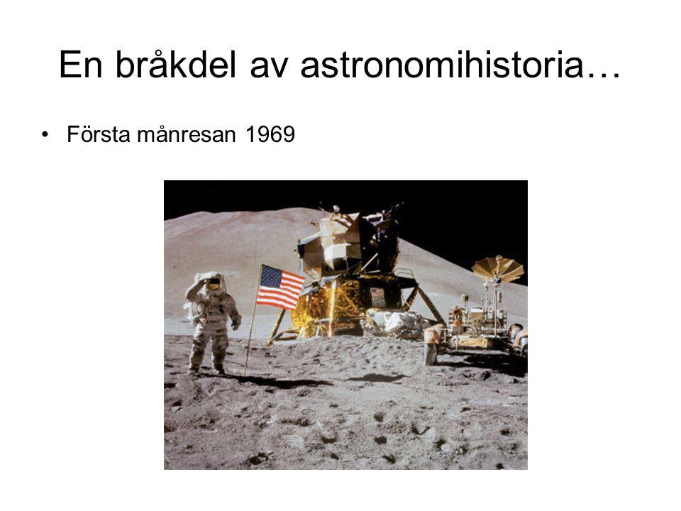 NASA - ESA •ESA medlemmar:
