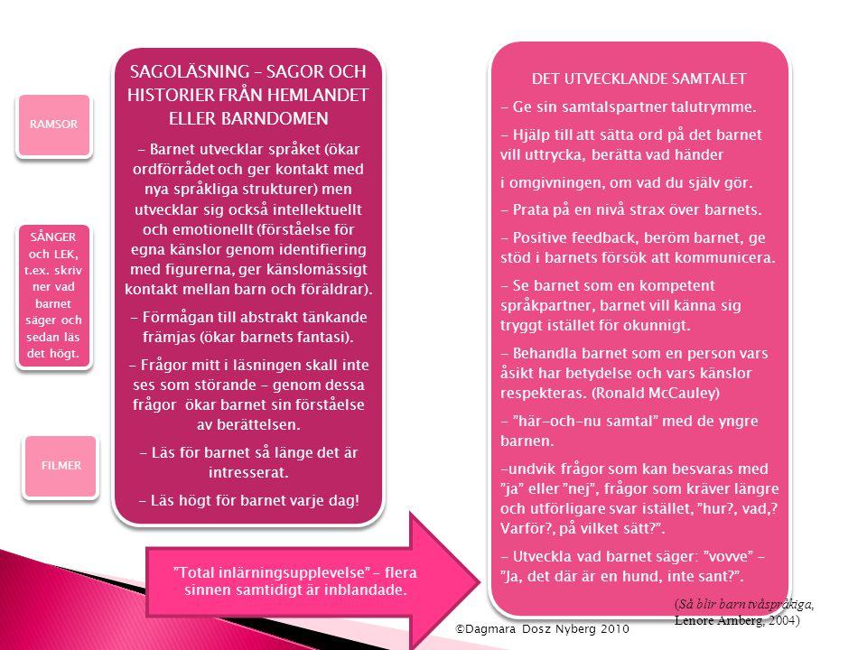 Vilket språk ska vi tala med vårt barn då vi föräldrar talar ett annat språk än svenska /har olika modersmål.