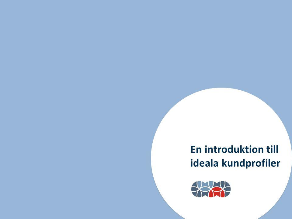 En introduktion till ideala kundprofiler