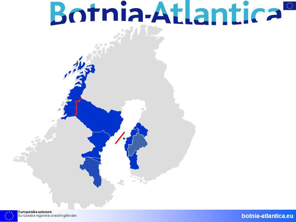 botnia-atlantica.eu Europeiska unionen Europeiska regionala utvecklingsfonden