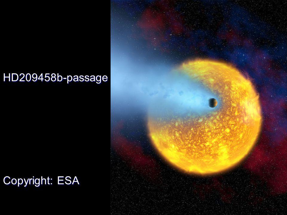 HD209458b-passage Copyright: ESA