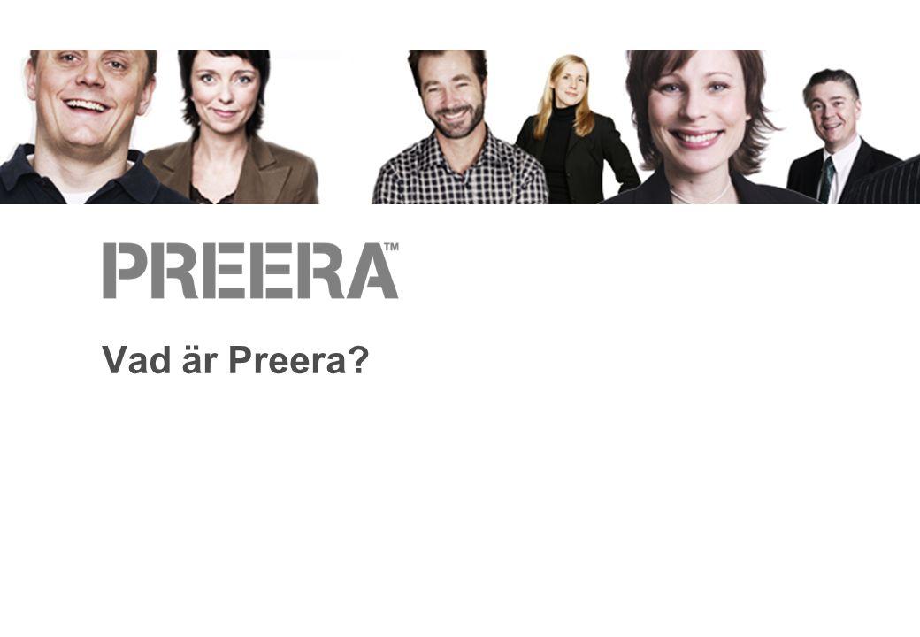 Vad är Preera?
