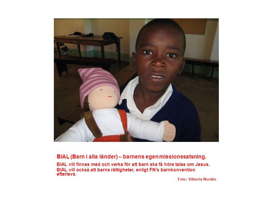 Ulf Ekängen är BIALs missionär i Dodoma, Tanzania Foto: Elsie-Britt Elf