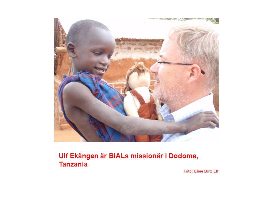 Sennait Erichsen är BIALs missionär i Aira, Etiopien.