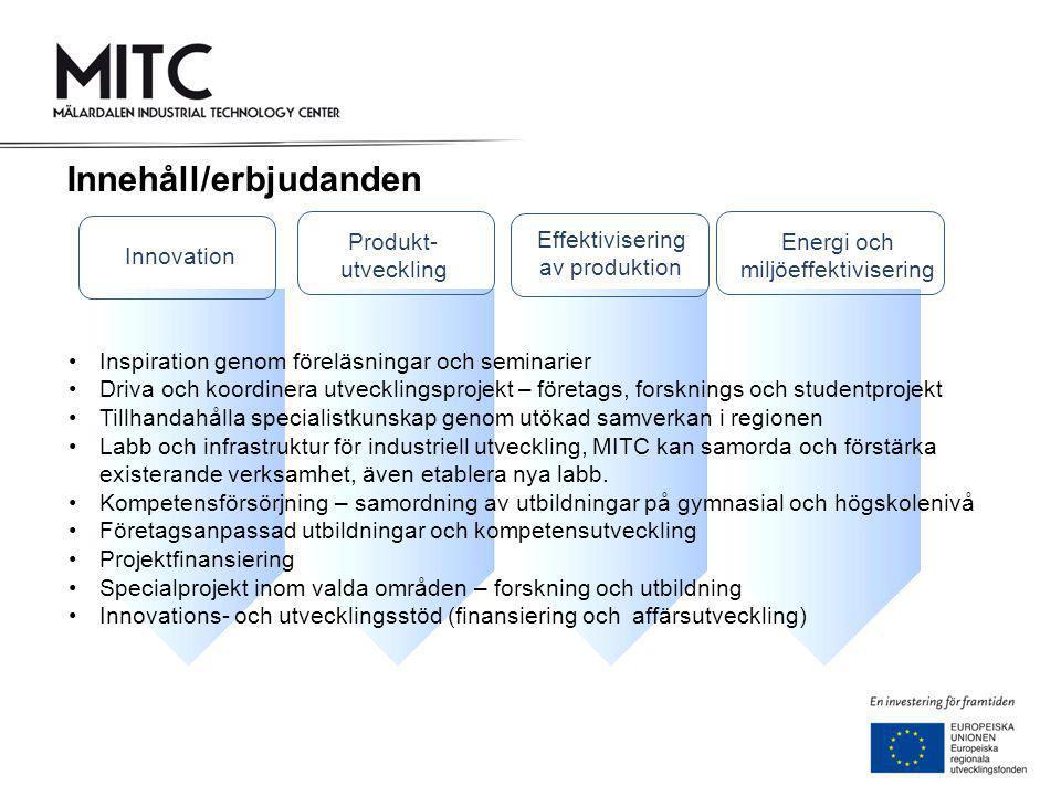 Fokusområden i MITC