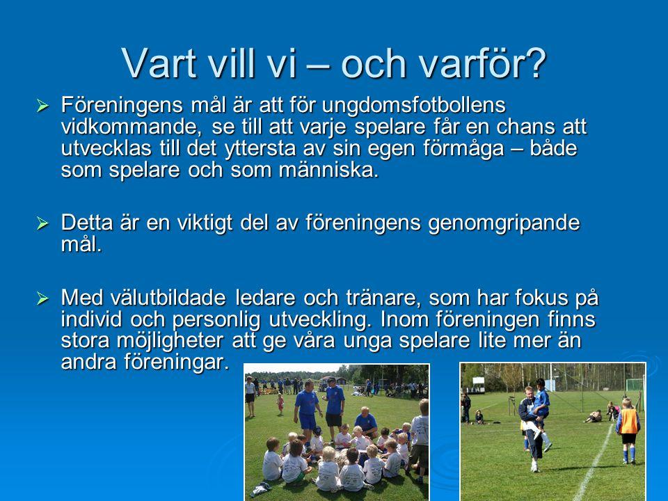 Ungdomssponsring  Matchboll ungdomssektionen  Pris 400:-