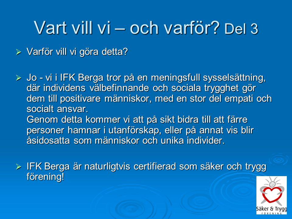 Sponsring seniorfotbollen  DIV III  Arenareklam max 3 löpmeter  Banner på hemsidan  1 matchvärdskap  Inbjudan 2 pers.