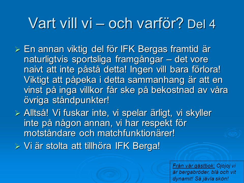 Hur utvecklas vi.Genom hårt arbete har man byggt Sverige.
