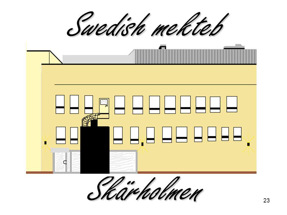 23 Swedish mekteb Skärholmen
