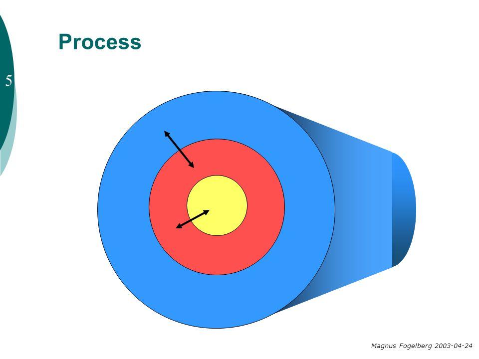 Process Magnus Fogelberg 2003-04-24 5