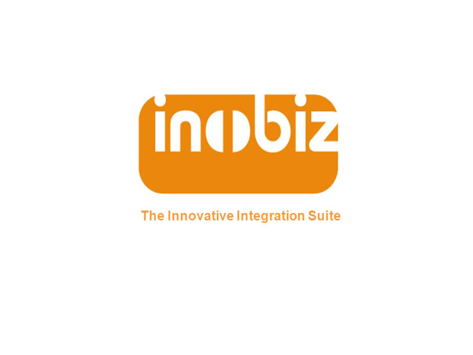 Välkommen till Utbildning -Inobiz Tech Education Basic – The Innovative Integration Suite