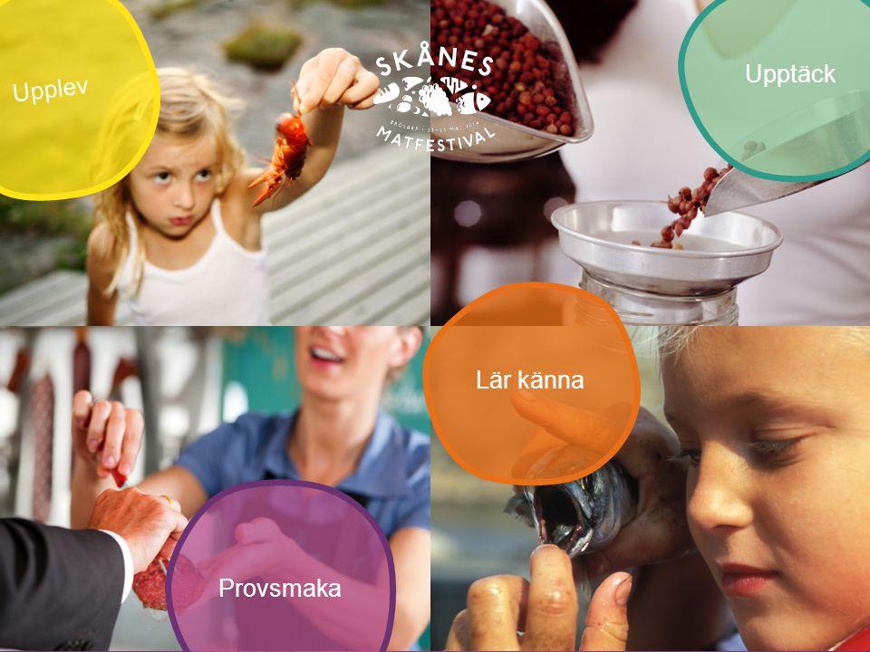 Syfte Att skapa en regional mötesplats där matintresserade privatpersoner och branschen årligen möts för att driva den gastronomiska utvecklingen framåt genom innovation, interaktivitet, mångfald och kunskapshöjande aktiviteter.