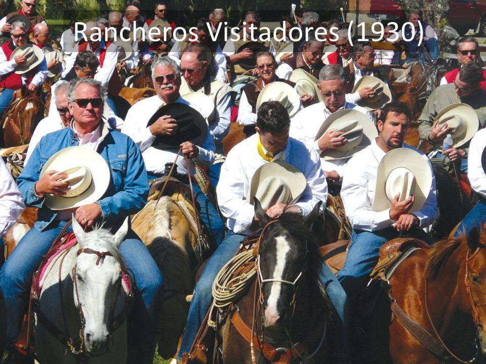 Rancheros Visitadores (1930)