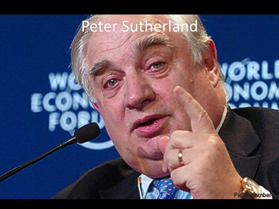 Peter Sutherland